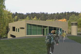 Bygg og eiendom prosjekt Østensjø skole 1390x576