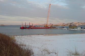 Reguleringsplan, Barøy Kai, taubåt, havneanlegg, Multiconsult