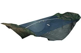 sognefjorden, flytebru, rørbru, kjedebru, fergefri E39, multiconsult, mulighetsstudie