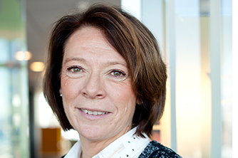 Anne Harris økonomidirektør