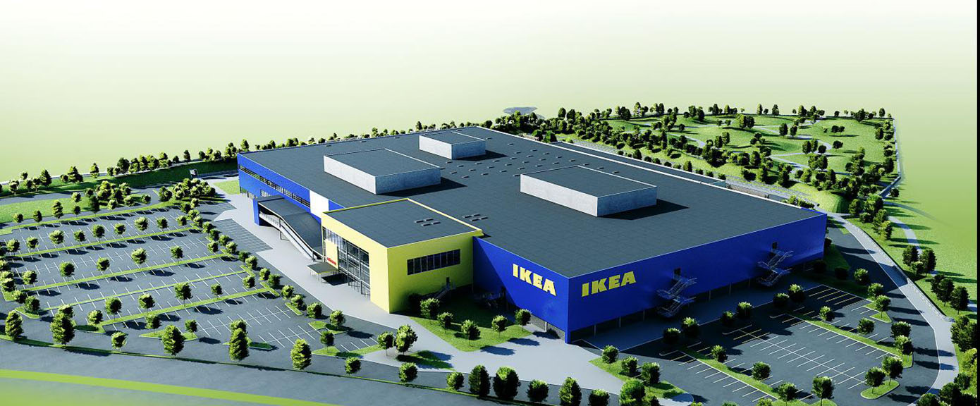 Ikea salg åsane