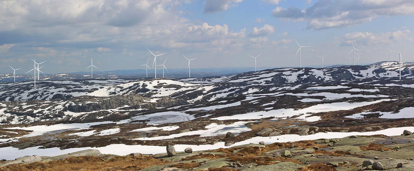 Buheii, vindkraftverk ,Bergehei, Multiconsult, Kvinesdal