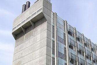 Fasade Bygg 25 Ullevål