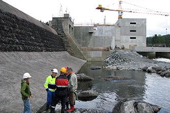 Energi Prosjekt Flatenfoss kraftverk