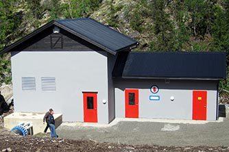 Prosjekt Reina kraftstasjon