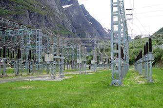 Multiconsult Energi elkraft Aura trafostasjon