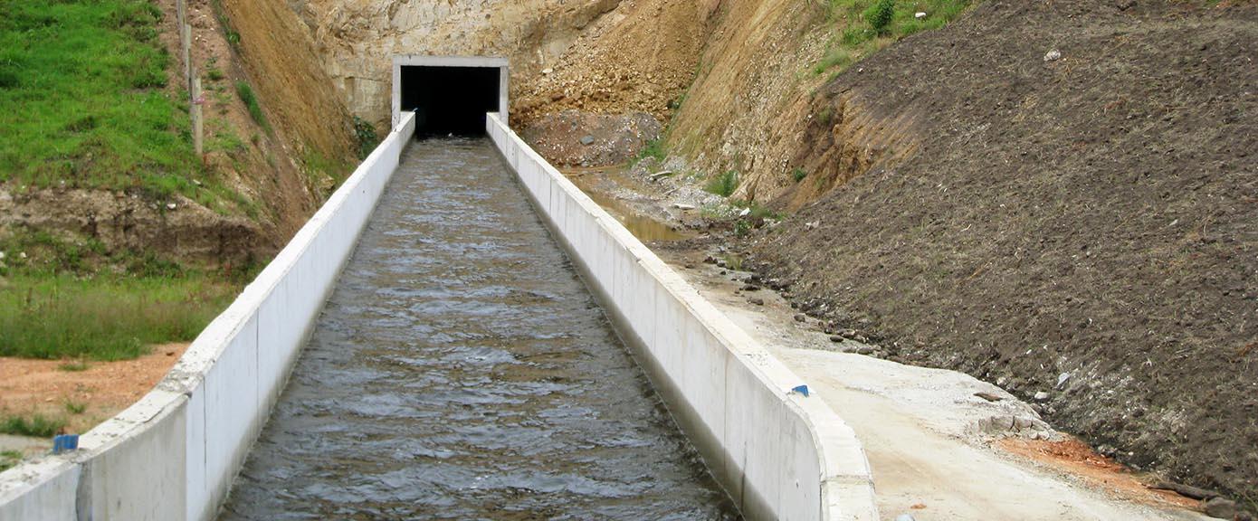 Energi prosjekt Bugoye hydropower
