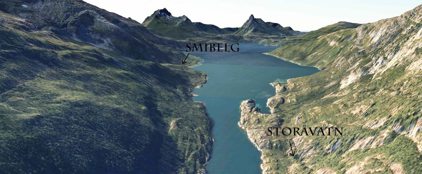 Multiconsult Energi vannkraft Smibelg og storåvatn