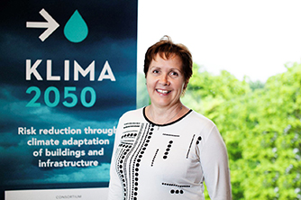 Multiconsult, Grethe Bergly, leder Klima 20150