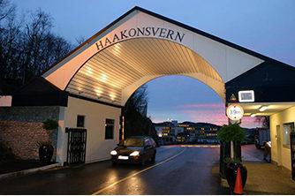 Velkommen til Haakonsvern Orlogsstasjon | Foto: Multiconsult