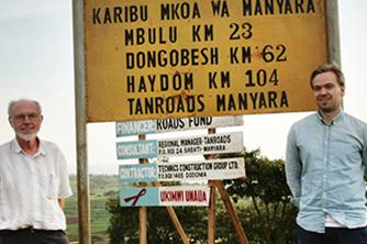 Tanzania Ingeniører uten grenser IUG Vannkraft