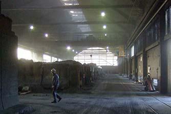 Multiconsult Industri Industrianlegg Washington Mills AS Ovnshall