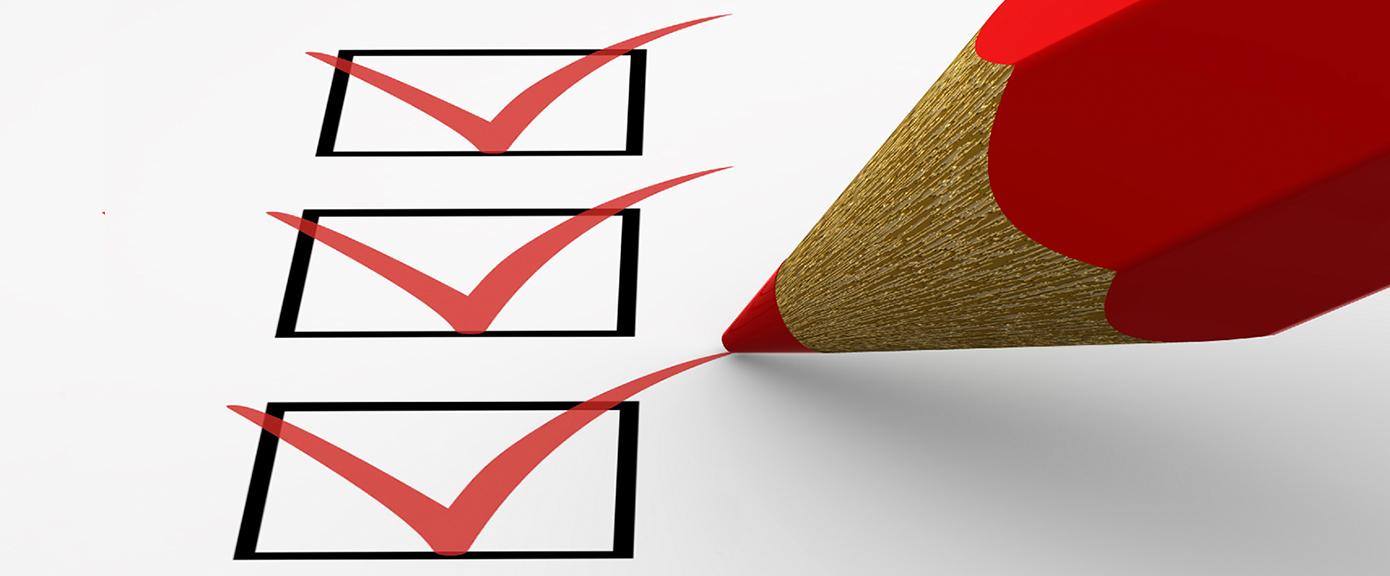 kvalitetsstyring sjekkliste