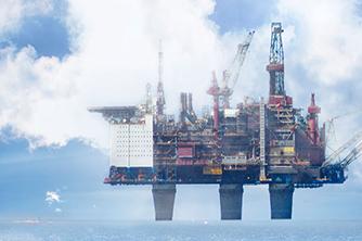 olje og gass offshore
