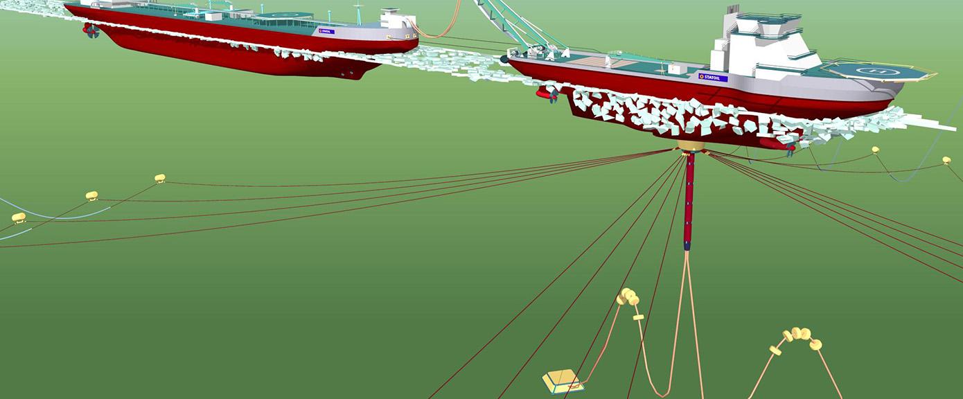 terminal, oljelasting, offshore, multiconsult