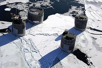 Sakhalin 2 arktisk klima Olje og gass offshore