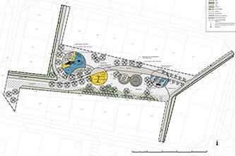 Samferdsel og infrastruktur, grøntområde, landskapsplan, Landskapsarkitektur, Klepp, Multiconsult
