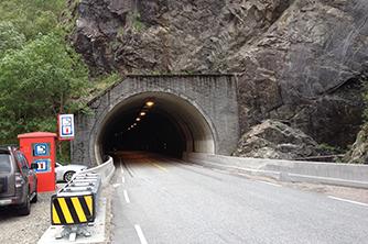 Samferdsel og infrastruktur, Røyrdalen, Giljajuvet, Fureli, oppgradering, nødstasjon, ledelys, Multiconsult