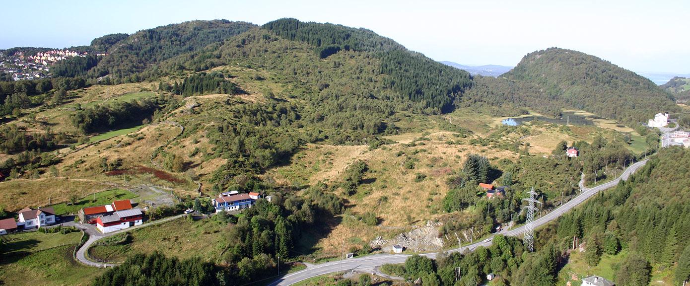 Multiconsult Samferdsel vei reguleringsplan bergen