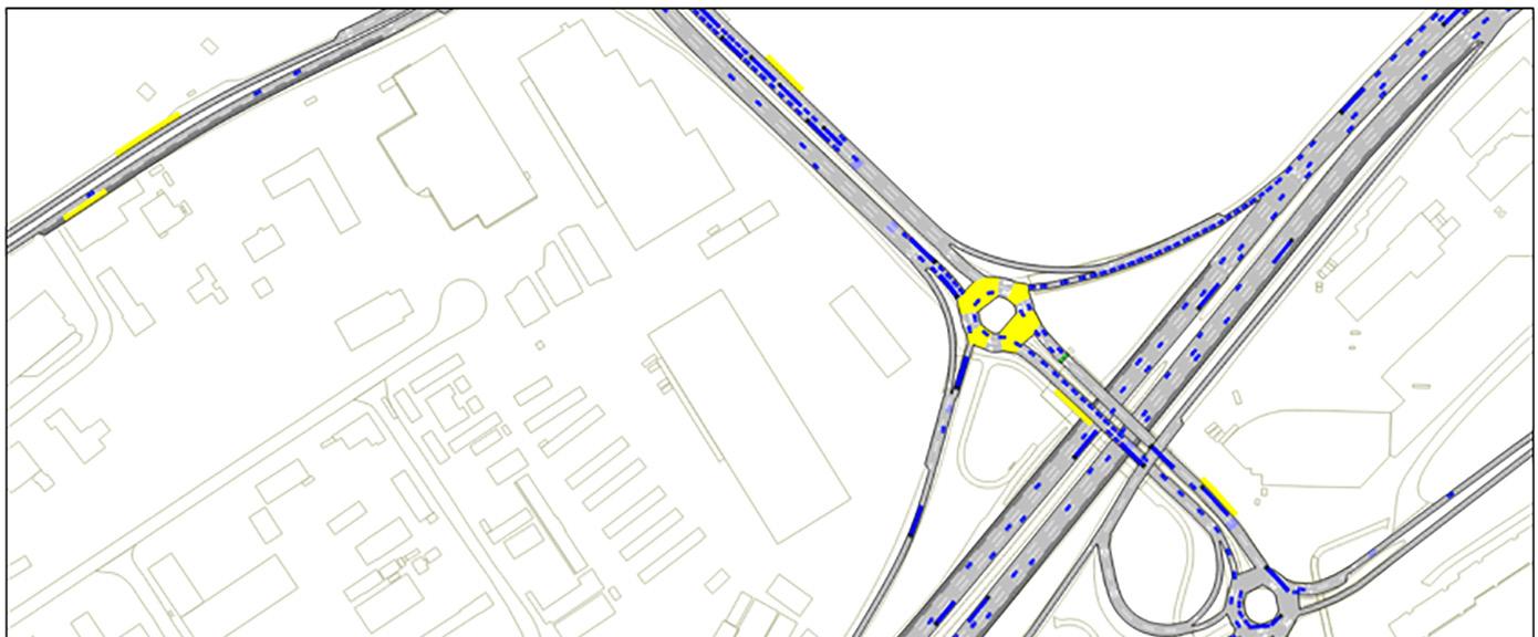 Samferdsen og infrastruktur, Nedre Kalbakkvei – Tvetenveien, Alnabru, Multiconsult