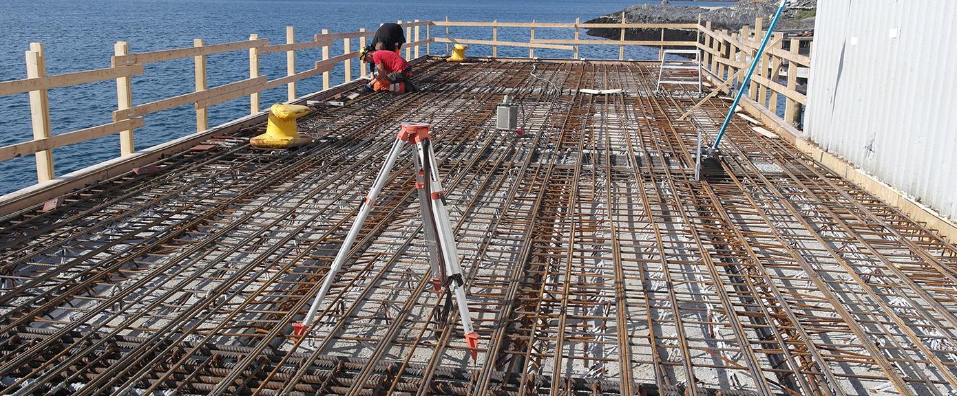 Samferdsel og infrastruktur, Mehamn, kai, ekspedisjonskai, Hurtigruten, Finmark, Multiconsult