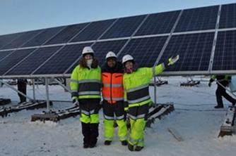 Energi Solpark Sverige