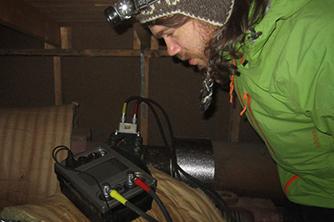 Svalbard akustikk tilstandskontroll