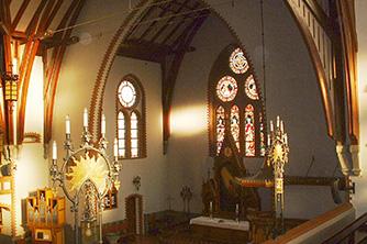 Tilstandsanalyse av kirkebygg i Norge Vår frelserskirke i Haugesund