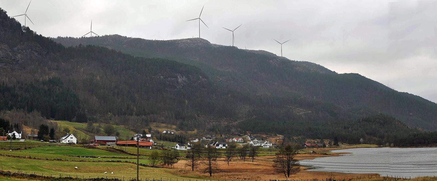 vindkraft, energi, kraftverk, øksenalen, Tondstad, multiconsult