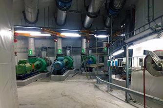 renseanlegg, pumpestasjon, VEAS, multiconsult