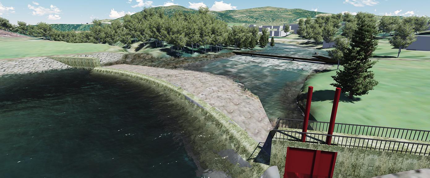vannkraft Jølstra kraftverk sunnfjord energi