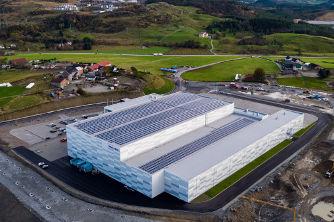 REMA 1000s nye distribunal i Sandnes