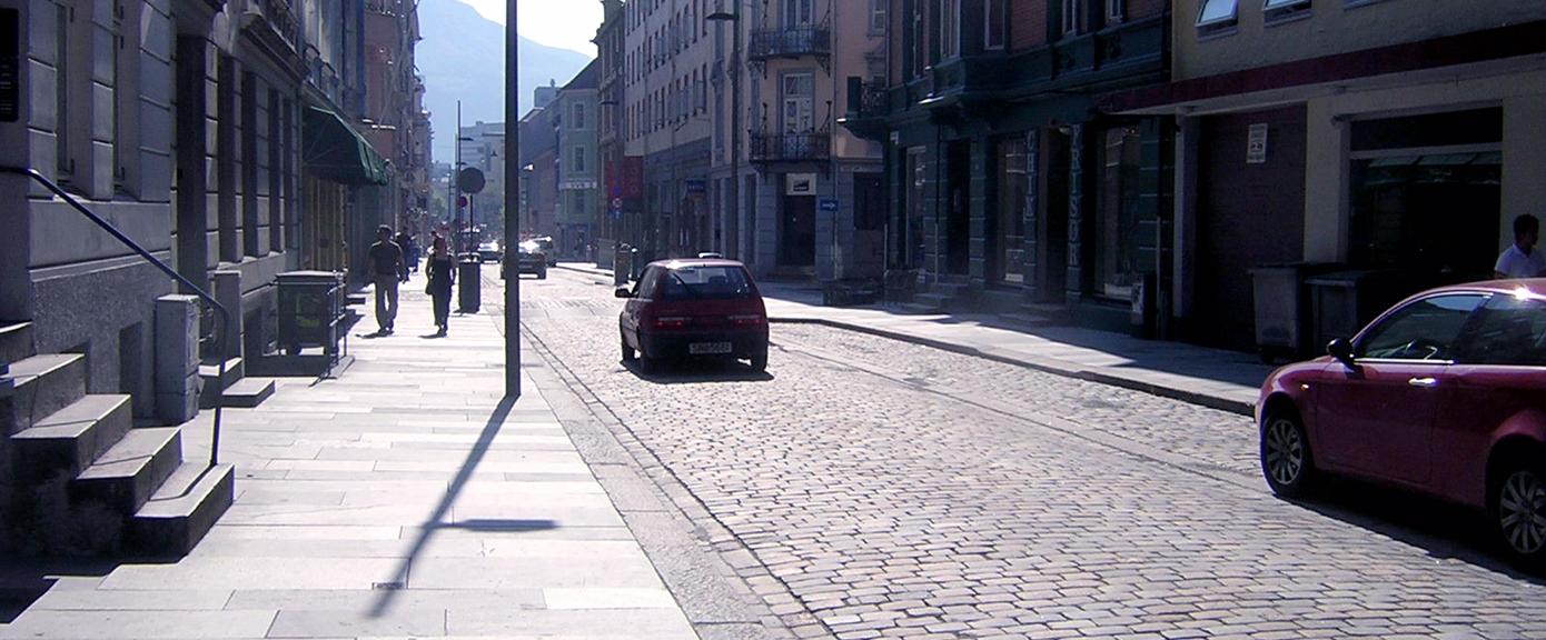 Samferdsel og infrastruktur, Håkonsgaten, Bergen, Vestre Torggate, Samferdselsplanlegging, gateopprustning, Multiconsult