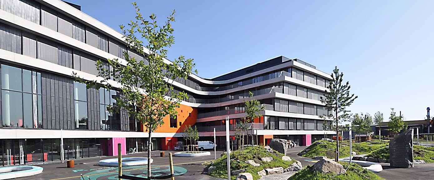 Bygg og eiendom prosjekt thorheyerdal